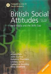 British Social Attitudes: Public Policy, Social Ties - The 18th Report