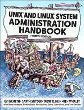 UNIX and Linux System Administration Handbook: Edition 4