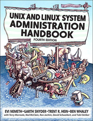 UNIX and Linux System Administration Handbook PDF