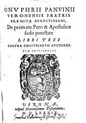 De primatu Petri & Apostolicae sedis potestate