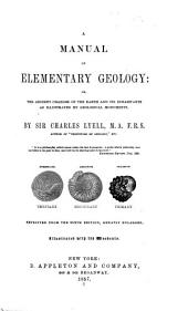 A Manual of Elementary Geology ...: Reprinted from Ed. 6