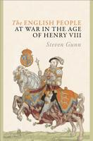 The English People at War in the Age of Henry VIII PDF