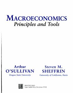 Sm Macroeconomics Review Copy PDF