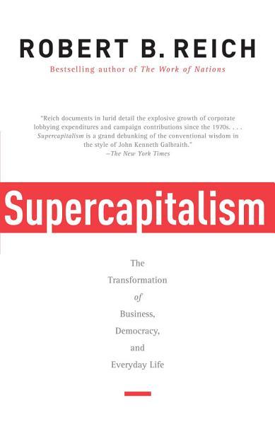Download Supercapitalism Book