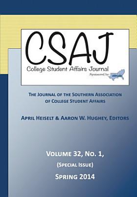 College Student Affairs Journal PDF