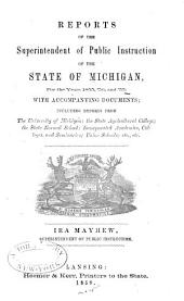 System of Public Instruction and Public School Law of Michigan