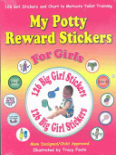 My Potty Reward Stickers for Girls