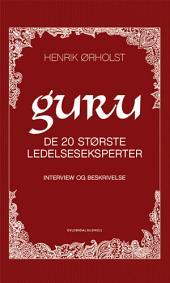 Guru: De 20 største ledelseseksperter