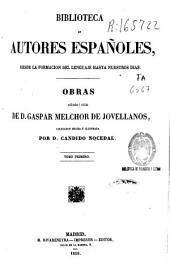Obras: publicadas e inéditas, Volumen 1