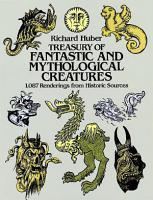 Treasury of Fantastic and Mythological Creatures PDF