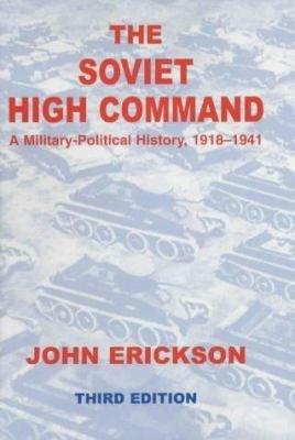 The Soviet High Command PDF