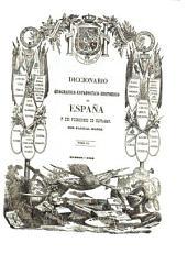 Diccionario geografico-estadistico-historico de España y sus posesiones de ultramar: MAD - MOS, Volumen 11