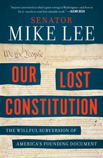 Our Lost Constitution Book