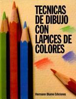 T  cnicas de dibujo con l  pices de colores PDF