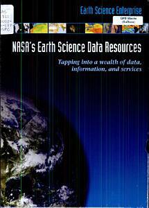 Earth Science Enterprise PDF