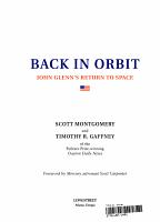 Back in Orbit PDF