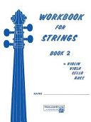 Workbook for Strings, Bk 2: Violin