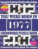 You Were Born in 1977