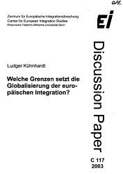 ZEI discussion paper PDF