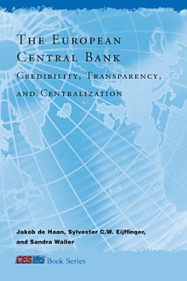 The European Central Bank PDF
