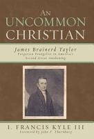 An Uncommon Christian PDF
