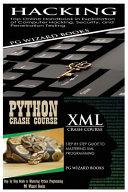 Hacking   Python Crash Course   XML Crash Course Book