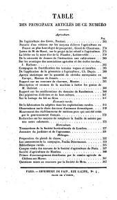 Bulletin des sciences agricoles et économiques: Quatrième section du Bulletin universal des sciences et de l'industrie, Volume6