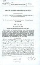 Veterans  Benefits Improvements Act of 1998 PDF