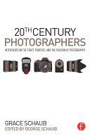 20th Century Photographers