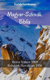 Magyar-Szlovák Biblia: Karoli 1589 - Rohacek Slovakian 1936