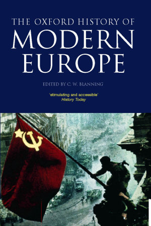 The Oxford History of Modern Europe PDF
