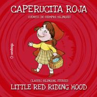 Little Red Riding Hood  Bilingual Spanish PDF