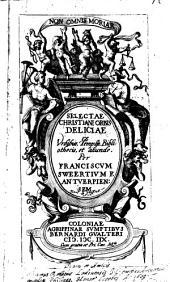 Selectae christiani orbis deliciae