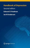 Handbook of Depression PDF