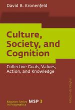 Culture, Society, and Cognition