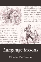 Language lessons: Book 2