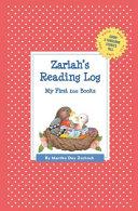 Zariah's Reading Log: My First 200 Books (Gatst)