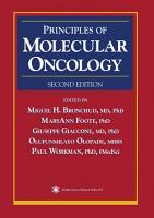 Principles of Molecular Oncology PDF