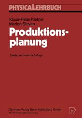 Produktionsplanung: Ausgabe 2