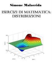 Esercizi di matematica: distribuzioni