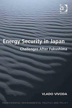 Energy Security in Japan PDF