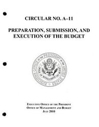 Circular No A 11 Preparation Submission And Execution Of The Budget Book PDF