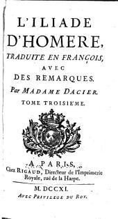 L' Iliade: Volume3