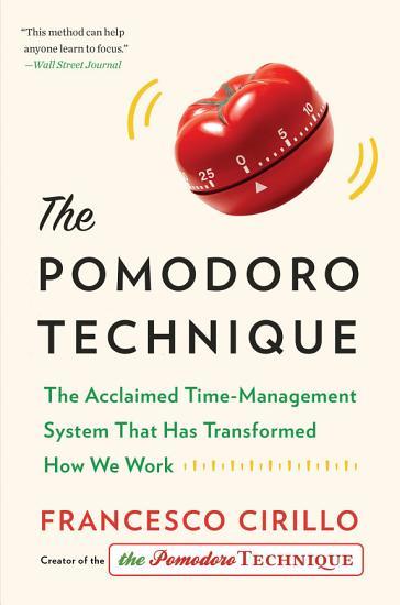 The Pomodoro Technique PDF