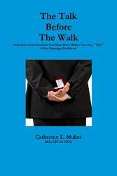 The Talk Before The Walk Book PDF