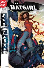 Batgirl (2000-) #56