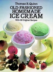 Old Fashioned Homemade Ice Cream Book PDF