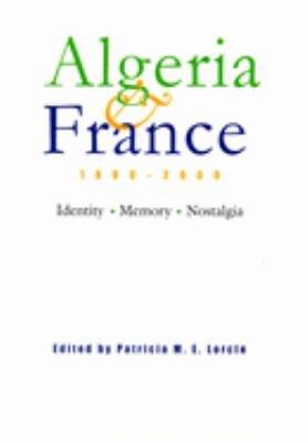 Algeria and France  1800 2000 PDF