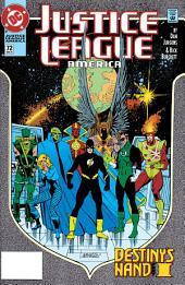 Justice League America (1987-) #72