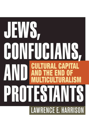 Jews  Confucians  and Protestants